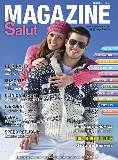 magazine salut portada revista lleida missatge publicitat lleida blog editorial serveis comunicació actualitat diari segre lleida